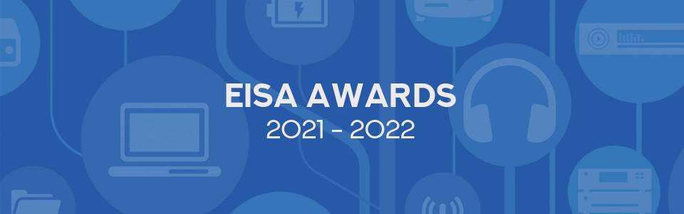 Само в HiComm – вижте подробности за наградените продукти от EISA за 2021-2022 година!