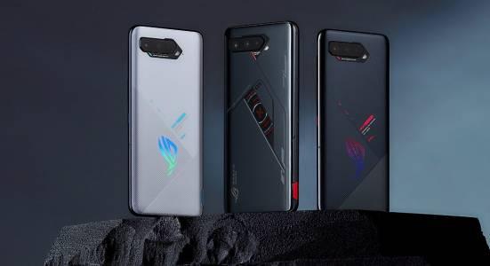 Asus ROG Phone 5s е флагманът с най-светкавична реакция
