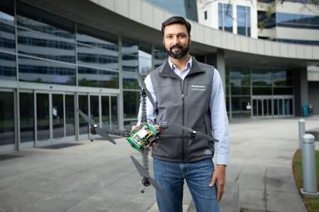 Qualcomm обяви първия си 5G дрон, който може да снима в 8K