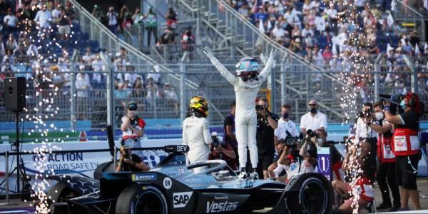 Mercedes обърна гръб на Формула Е и разклати позициите на шампионата