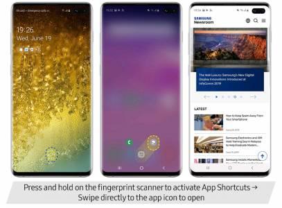 Samsung спират рекламите в приложенията по подразбиране