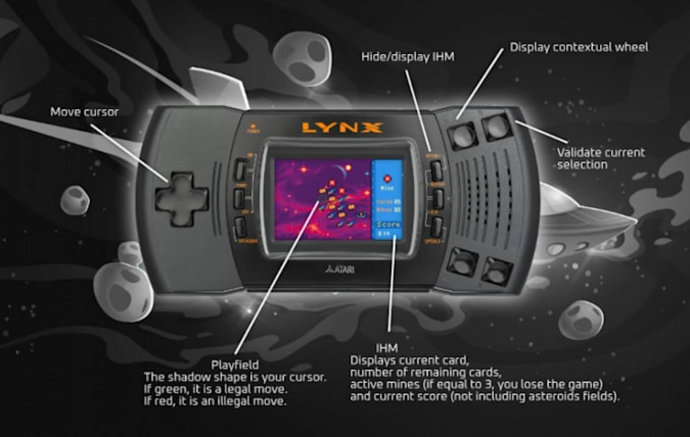 Четири нови игри идват за... 32-годишната Atari Lynx