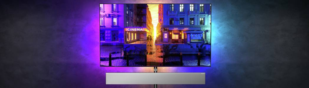 Новите модели TWS слушалки и OLED+ телевизори от Philips са наслада за всички сетива