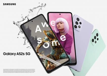 Galaxy A52s 5G, най-новия смартфон от Galaxy A серията, е наличен в България