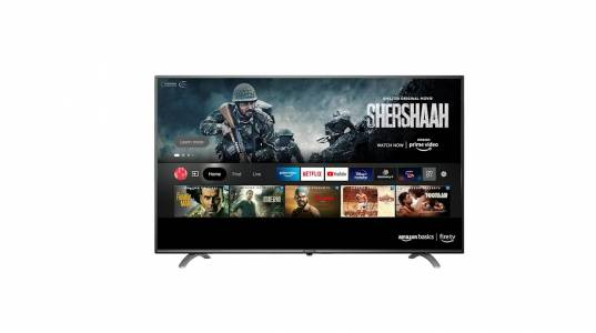 Amazon пуска първия си телевизор този празничен сезон