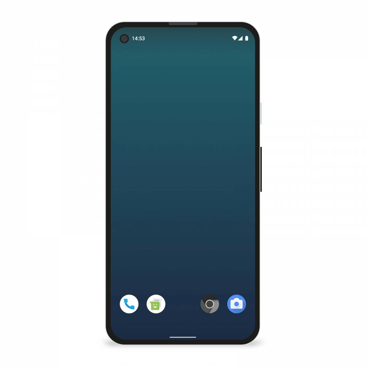 NitroPhone 1 е модифициран за сигурност Pixel 4a, който дори може да няма микрофон
