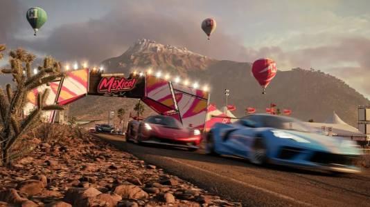 Гаражът на Forza Horizon 5 ще има над 400 коли, някои от които уникални за поредицата