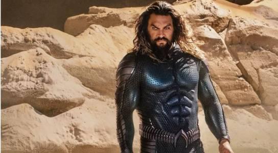 Нов Aquaman - нов костюм