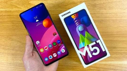 Galaxy M52 5G ще бъде най-евтиният телефон на Samsung със 120 Hz дисплей