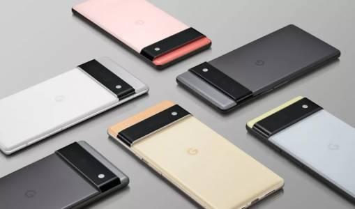Google Pixel 6 Pro ще има 12 GB RAM и ще може да зарежда други устройства