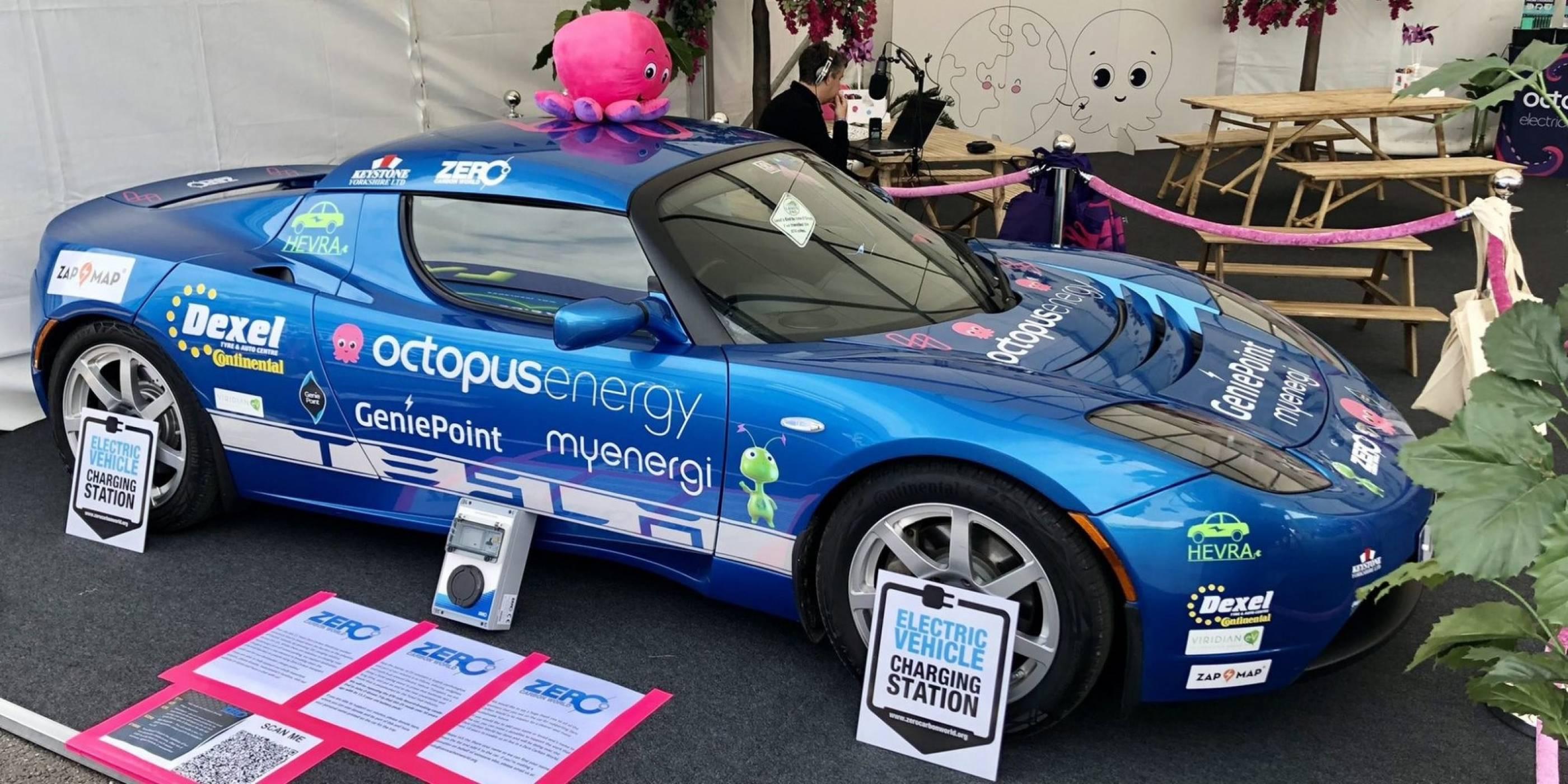 Tesla Roadster ще прекоси Великобритания, за да докаже издръжливостта на батериите
