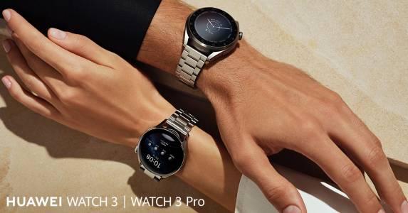 Новият Huawei Watch 3 Elite е наличен в родните магазини