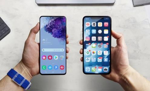Срещу кого се изправя iPhone 13: вижте Android телефоните със същата честота на опресняване