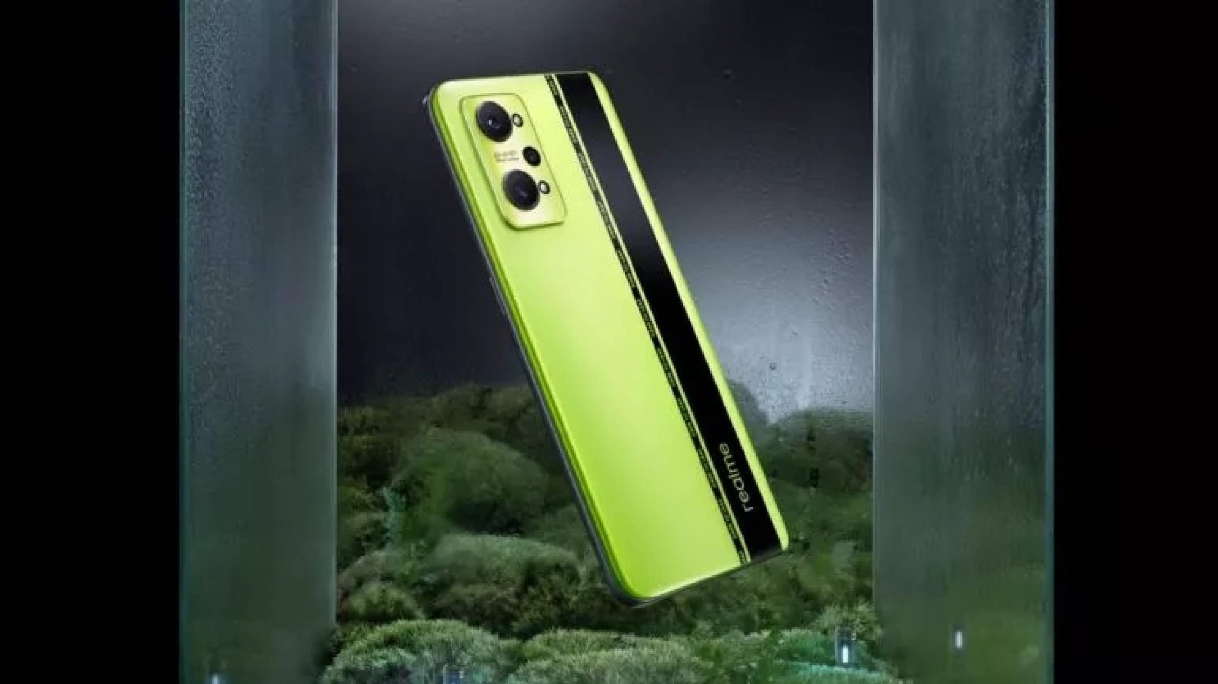 Realme GT Neo 2 е геймърски смартфон с диамантено охлаждане