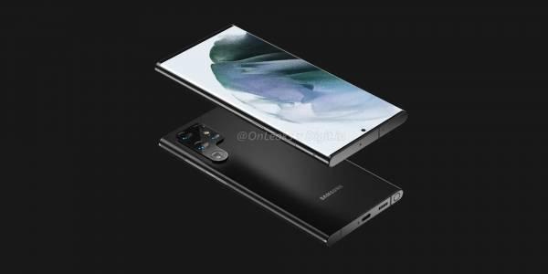 Ето как изглежда Galaxy S22 Ultra: вдъхновен от Note и с S Pen
