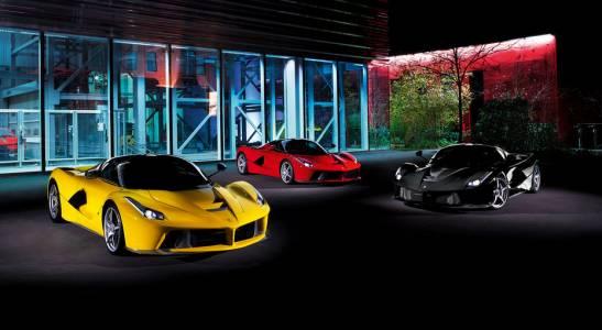 Ferrari ще черпят вдъхновение от емблематичния бивш дизайнер на Apple Джони Айв
