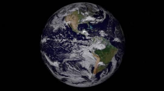 Земята става все по-мрачна и глобалното затопляне има нещо общо