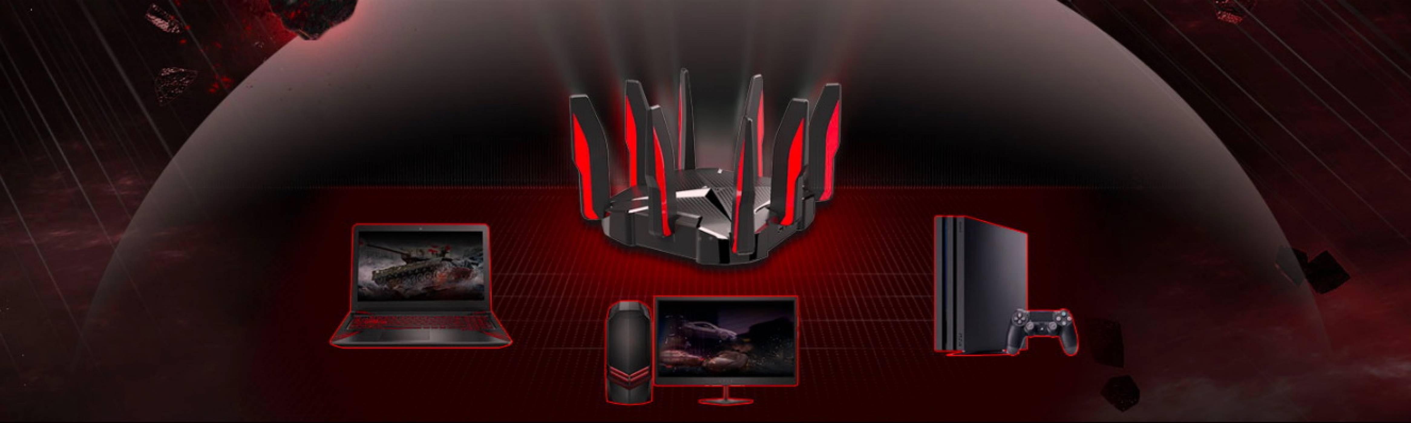 TP-Link Archer GX90 – мощен, но достъпен WiFi 6 рутер за феновете на видеоигрите (РЕВЮ)
