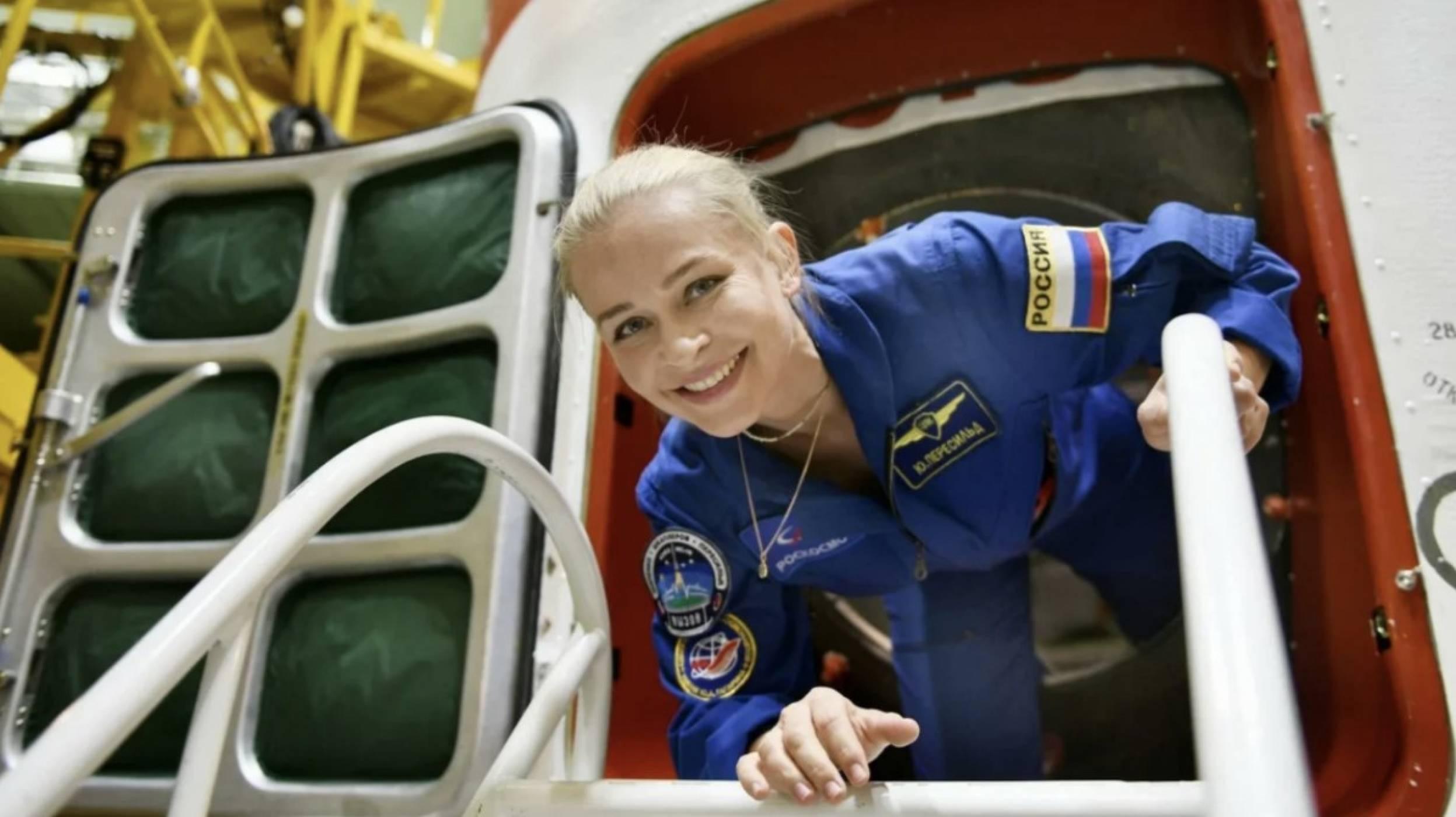 Русия вече е готова да снима първия филм в Космоса