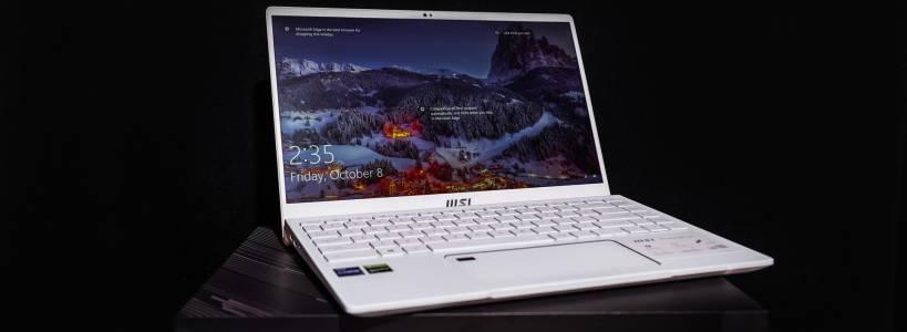 MSI Prestige 14 A11SCX - компактен и мощен лаптоп, с който да развихрите креативното си въображение (РЕВЮ)