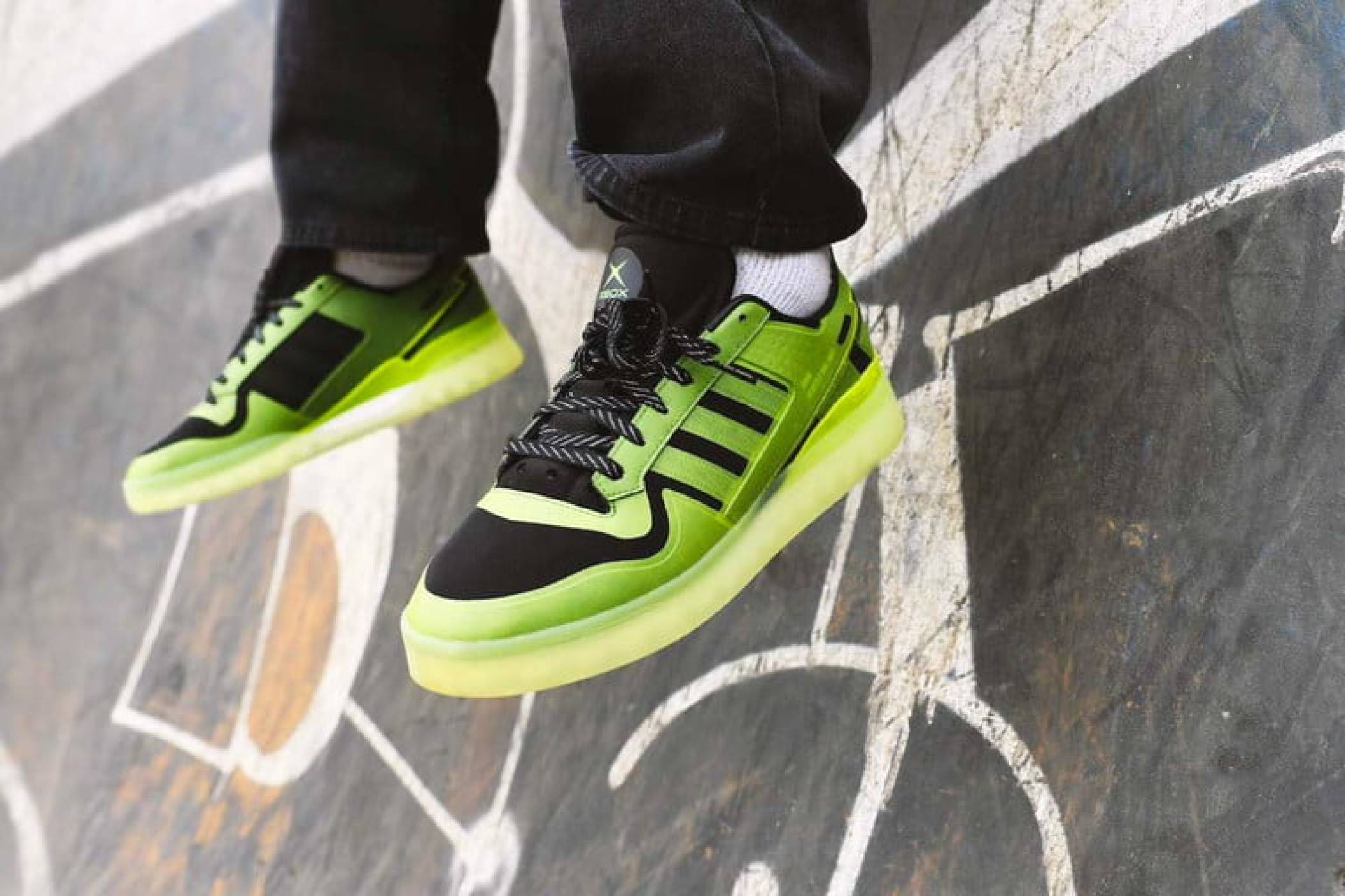 Adidas залагат на Xbox  (ВИДЕО)