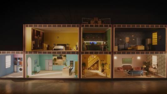 """Потопете се във впечатляващо виртуално изживяване с Life Unstoppable: """"Домът на изненадите"""" от Samsung"""