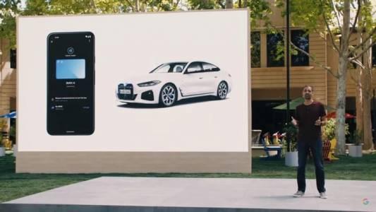 Не ключ, а телефон с Android 12 ще отваря новата ви кола