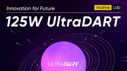 125W зарядното на Realme ще пълни батерията на телефона ви за минути още през 2022 г.
