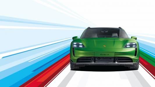 Електрическото Porsche Taycan изпревари иконата 911 по продажби тази година