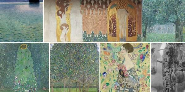 Google пуснаха изкуствения си интелект след произведения на Густав Климт