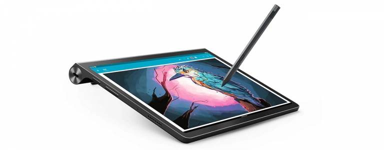 Lenovo Yoga Tab 11: Баланс от всеки ъгъл (РЕВЮ)