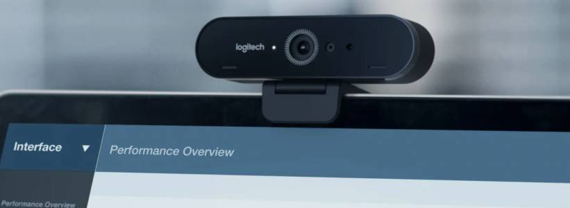 Logitech Brio Ultra HD – за най-добрите виртуални срещи (РЕВЮ)