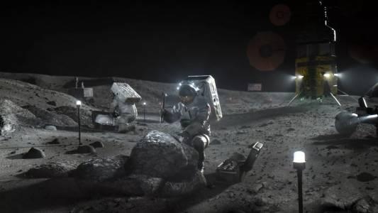 SpaceX ще изгуби монопола върху кацането на Луната