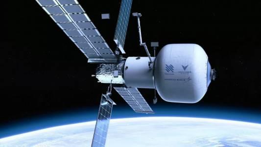 Частната космическа станция Starlab ще бъде в небето над нас през 2027 г.