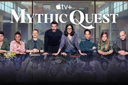 Mythic Quest става първият сериал на Apple с потвърден четвърти сезон