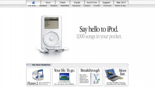 Отбелязваме 20-ата годишнина на iPod, който сложи началото на iPеволюцията