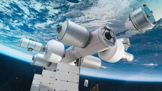 Blue Origin ще прави частна космическа станция с името Orbital Reef