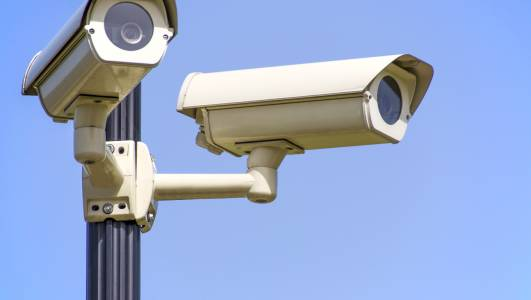 US търговски вериги престанаха да продават китайски камери за наблюдение