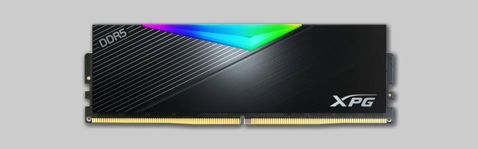 XPG разкри първия си DDR5 гейминг модул